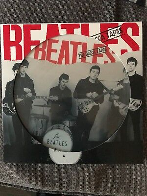 The Beatles - The Decca Tapes *PICTURE DISC* Vinyl LP - 180g