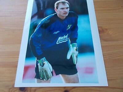 Press Photo--Jim Leighton (Hibs)   1994     (PH679)