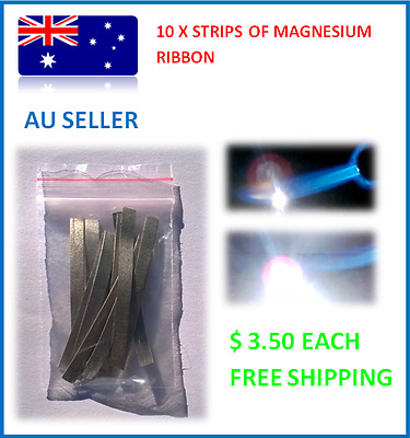 Magnesium Ribbon