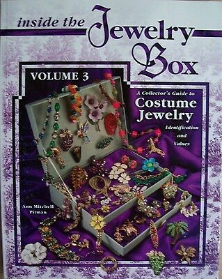 NEW Jewelry Box Volume 3 Costume ID Price Guide Book