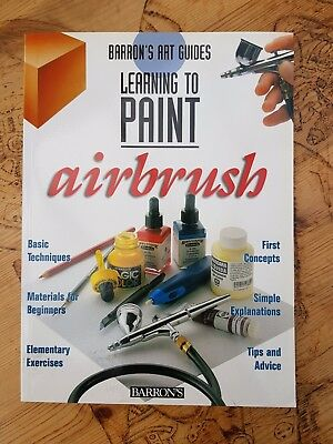 Learn to Airbrush book