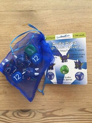 Dude Dice Times Table Game