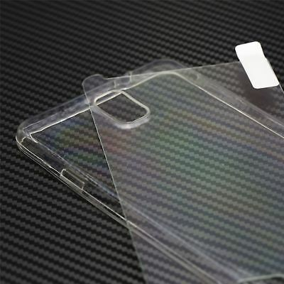 Crystal CLEAR Transparent Silicone Tpu Cover Case For SAMSUNG GALAXY Note 3 +NEO