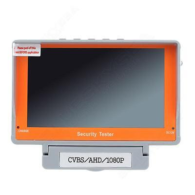 "EYOYO 5"" 1080P HD-AHD/CVBS CCTV Camera Monitor Tester Video Test Tool 12V New"