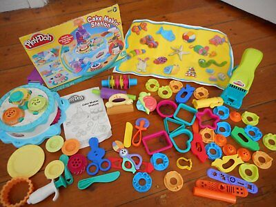 Play Doh - Cake Making Station and Extras