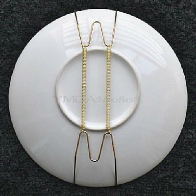 """8-10"""" 8/10/12 inch Wall Display Plate Dish Hangers Holder for Home Decor 1x"""