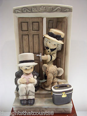 Kim Anderson PAAP - LOVE COMES A-KNOCKING #D 3175/7500 LE 104364 NIB *FREE SHIP