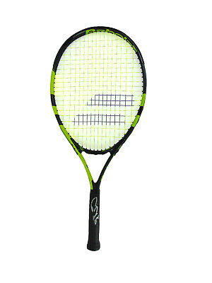 Rafael Nadal Signed Babolat Tennis Racquet + Photo Proof*see Racquet With Nadal*