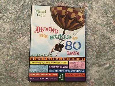 Book of the film Around the world in 80 days