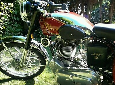 Royal Enfield 535cc Electric Start - Bullet DeLuxe