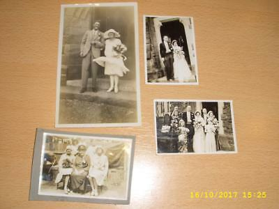 Collection Of Interesting Vintage Photographs - Lot K