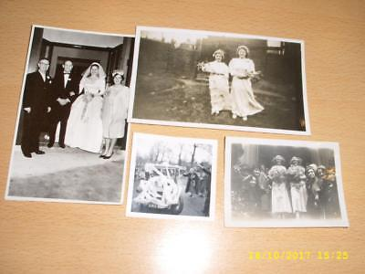 Collection Of Interesting Vintage Photographs - Lot J