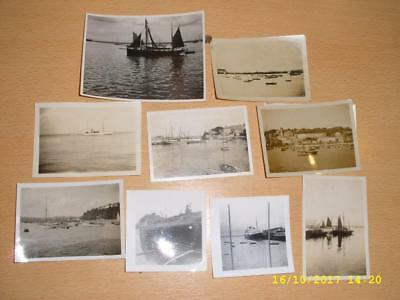 Boats & Ships  - Collection  Old Photographs