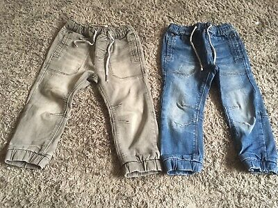 Boys NEXT Jeans Aged 2-3 Years