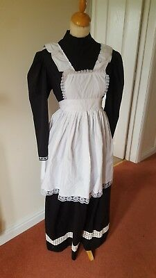 ladies victorian maid outfit