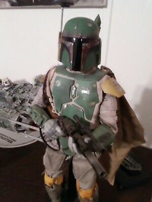 Star Wars Sideshow Collectibles Scum and Villany BOBA FETT!!!! 1/6th scale