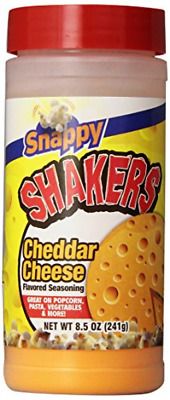 Snappy Popcorn Snappy Popcorn Cheddar Cheese Shaker 8.5-Ounce