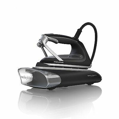 NEW MORPHY RICHARDS Redefine ATOMiST 360001 Vapour Iron - Black Glass