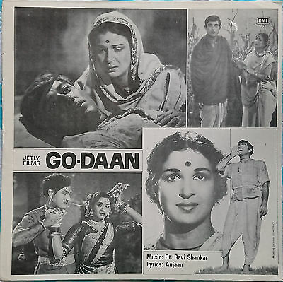 Bollywood LP Go Daan ECLP 5981