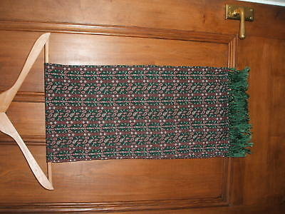 Mens Tootal Classic Vintage Mod Scarf