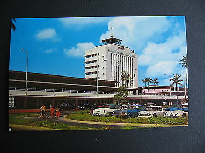 3 x Airport Postcards