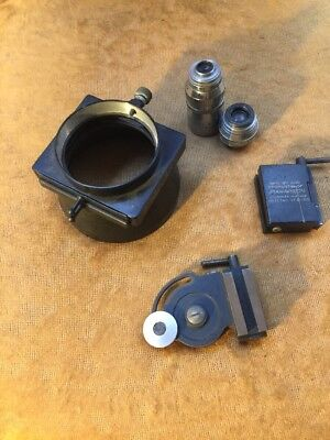35mm Motion Picture Camera Parts