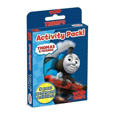 Top Trumps Activity Pack Thomas and Friends