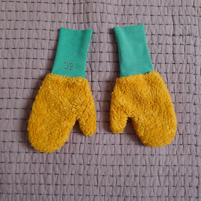 Bobo Choses Gloves Handschuhe one size 3/4y