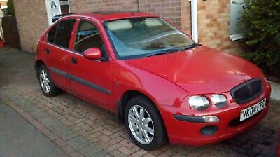 Rover 25 Diesel Good Condition, Low Mileage, Great Runner