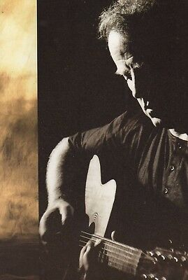Christy Moore - Smoke and Strong Whiskey Tour Programme. 1991. Nr Mint.