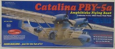 Guillow's PBY5A Catalina GUI2004 BOX DAMAGE!! NO RESERVE