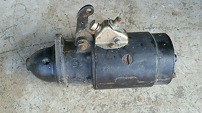 Chevy 235,261 12 volt pusher starter core