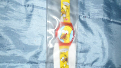 The Simpsons Collectable Watch