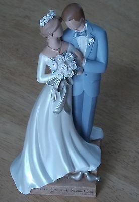 Wedding Couple Legacy of Love Figurine