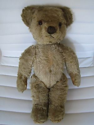 Vintage Teddy Bear of the 1950's. Very decent condition.