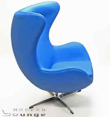 Fauteuil Egg chair Oeuf bleu - Egg chair