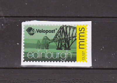 Great Britain Collection. Velopost Edinburgh.