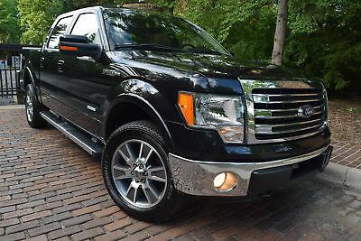 2012 Ford F-150  2012 Ford F-150 Lariat