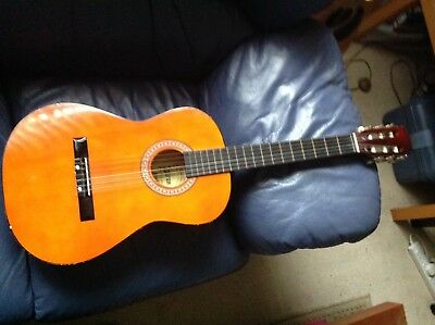 Old Classical Guitar 3/4 Junior Size