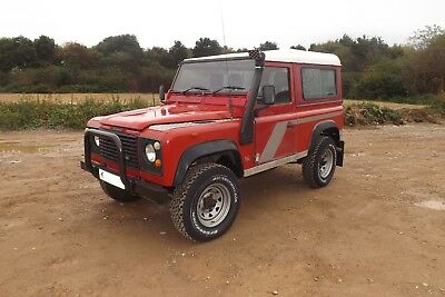 1992 Land Rover Defender 90 200Tdi, Rot Free Bulkhead and Chassis. NO RESERVE