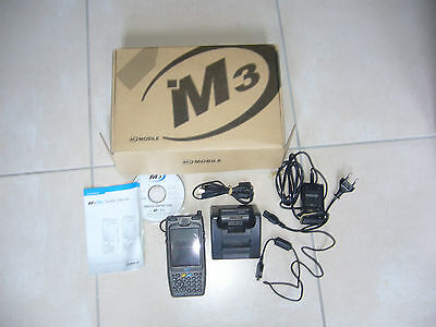 M3 Mobile sky PDA mobile Windows barecode 7500 lecteur code barre camera gps