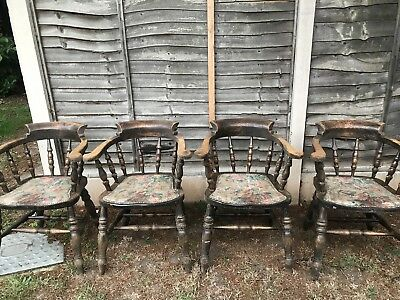 4 Captains Chairs