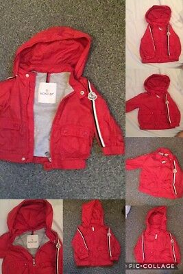 Moncler Baby Jacket 9-12 Months