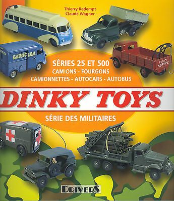 DINKY TOYS - SERIE 25 et 500 +++ SERIE DES MILITAIRES +++NEU/NEW/NEUF !  LAST 2