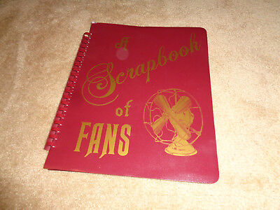 A Scrapbook of Fans by Jim Daggs 1997
