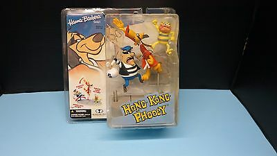 Hong Kong Phooey  Series 1 Mcfarlane Figure Toy Sealed New Rare Mcfarlane