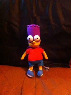 "Simpsons Bart 10"" Plush Soft Toy"