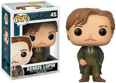 Harry Potter S4 - Remus Lupin - Funko Pop! Movies: (2017, Toy NUEVO)