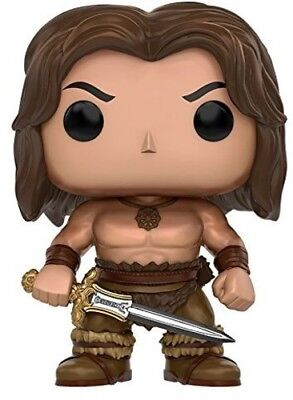 Conan The Barbarian - Conan - Funko Pop! Movie (2016, Toy NUEVO)