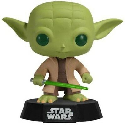 Yoda - Funko Pop! Star Wars (2012, Toy NUEVO)